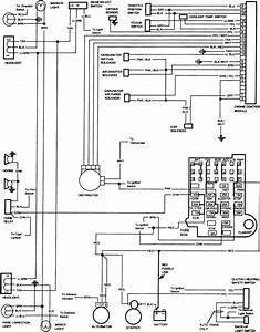 1993 Chevy S10 Fuse Box Diagram Wiring Schematic