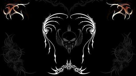 Black Skulls 3d Wallpapers by 3d Skull Wallpapers 47 Images