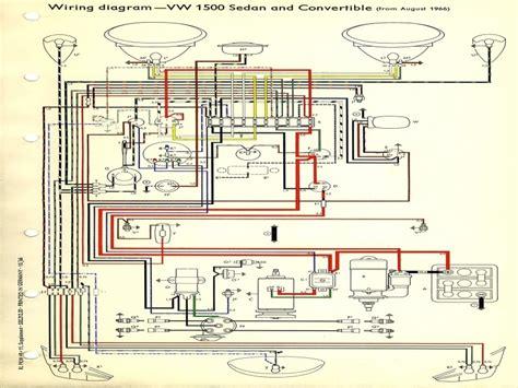 Volkswagen Beetle Wiring Diagram Forums