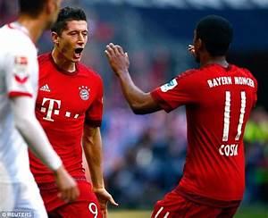 Bayern Munich 4-0 Cologne: Arjen Robben's return sparks ...