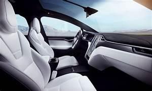 Tesla Model S Interior Tuning Accessories