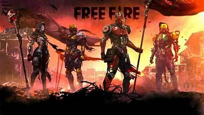 Fire Garena Play Freefire Rush