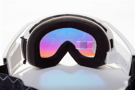 rideon augmented reality goggles offer improved snow