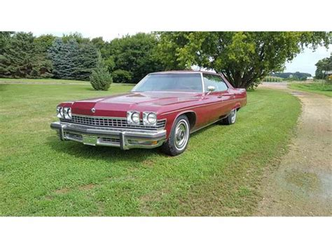 1974 Buick Electra by 1974 Buick Electra 225 For Sale Classiccars Cc 1011608