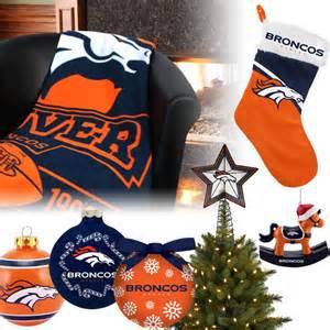 denver broncos christmas ornaments denver broncos christmas stocking