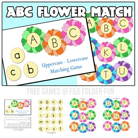 abc preschool games uppercase lowercase alphabet 437