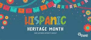 Celebrating Hispanic Heritage Month - All Together