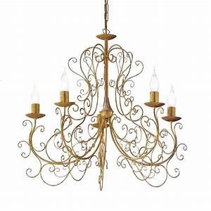 Kronleuchter Gold Günstig : kronleuchter palazzo metall gold 5 flammig hans k gl a kaufen ~ Markanthonyermac.com Haus und Dekorationen