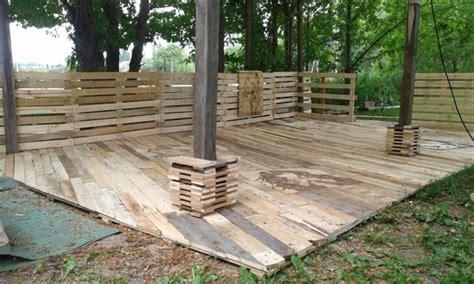 comment recycle de vieilles palettes en bois