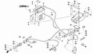 2002 Arctic Cat Atv Schematic
