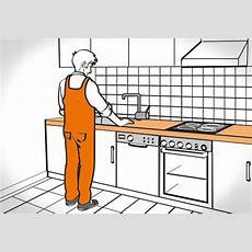 Küchenarbeitsplatte Mit Obi Einbauen Oder Tauschen