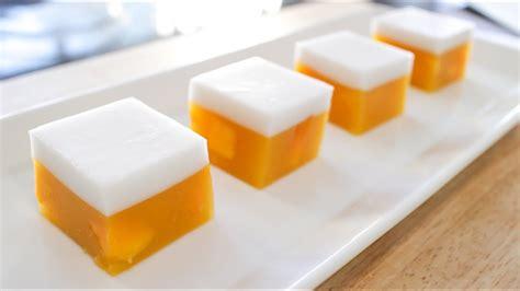 mango coconut jelly   recipe hot