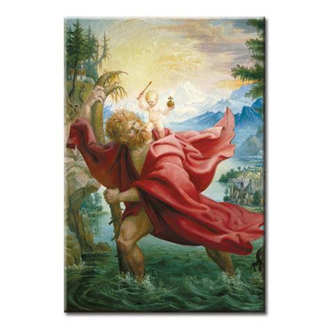 der heilige christophorus magnet dix der heilige christopherus iv