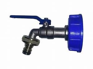 Gardena Wasserhahn Adapter : 1 wasserhahn kugelauslaufventil auslaufhahn regenwassertank ~ Buech-reservation.com Haus und Dekorationen