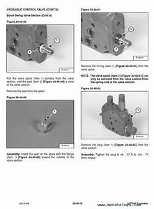Bobcat 337  341 Compact Excavator Service Manual Pdf