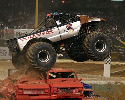 monster truck jam monster jam wikipedia