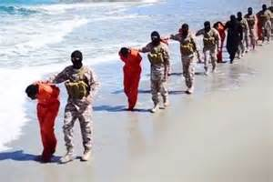 Islamic Militants State Executions