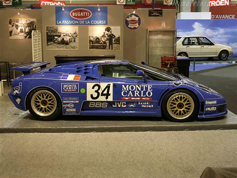 Non c'era momento migliore per portare di nuovo queste due eb110 ss da competizione a campogalliano dove sono nate e poi in pista. Bugatti EB 110 SS Le Mans 1994 - ForoCoches