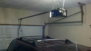 Chamberlain 1  2 Hp Chain Drive Garage Door Opener