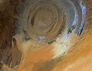 Space in Images - 2014 - 05 - Richat structure, Mauritania