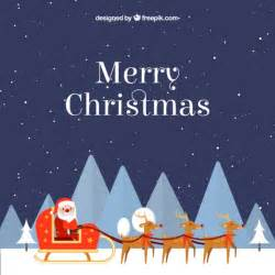 merry background vector free