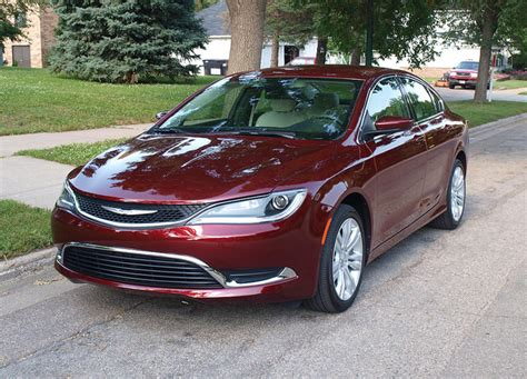 200 Chrysler 2015 Review by Will The 2015 Chrysler 200 Reviews All Wheel Drive