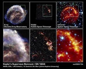 Astronomy Cmarchesin: Kepler's Supernova Remnant - Credit ...