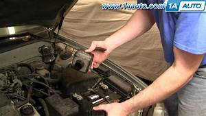 How To Install Replace Air Intake Hose Toyota Camry Lexus
