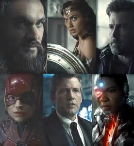 Flash Justice League Aquaman Trailer