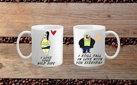 Shop wayfair for your favorite coffee mugs and teacups. Love Your Wild Side- Love Couples Mug Funny Coffee Mug, Coffee Mug Gift, Gift For Her, Gift For ...