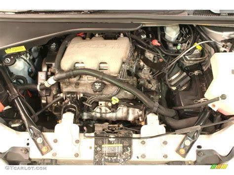 2004 oldsmobile silhouette premier 3 4 liter ohv 12 valve