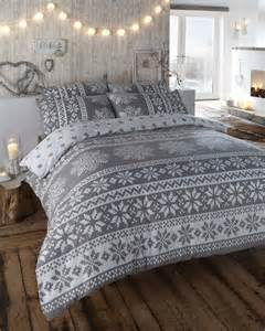 brand new warm soft brushed cotton cosy flannelette quilt cover bed sets ebay