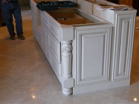 kitchen island panels kitchen island with raised bar working quot side of the 1971