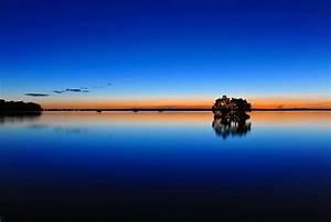 """Carlo Point, Rainbow Beach at dusk Queensland, Australia"