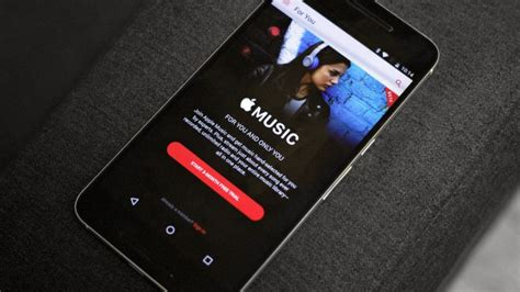 Apple Music For Android Lets You Save Music To An Sd Card