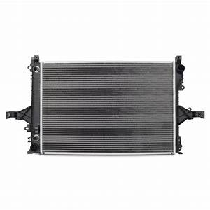 Volvo Xc70 Replacement Radiator  Manual Transmission 2003