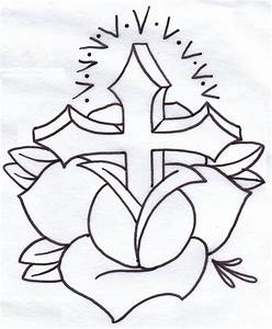 Cool Love Designs To Draw Easy To Draw Cross Designs ...