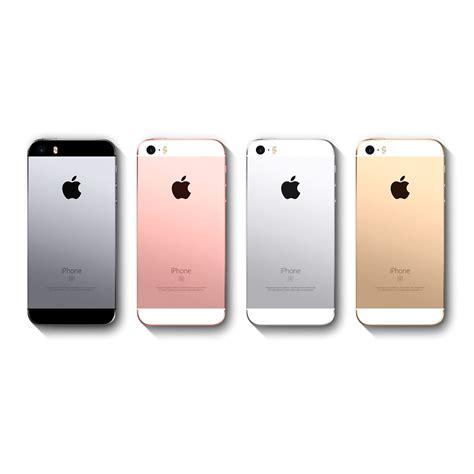 Apple iPhone SE 64GB LTE  Silver JakartaNotebookcom