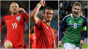 Euro 2016: Pick your England, Northern Ireland or Wales ...