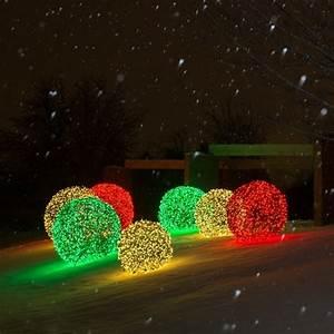 Guirlande Lumineuse Boule Exterieur : beaucoup d 39 id es d co avec la guirlande lumineuse boule ~ Preciouscoupons.com Idées de Décoration