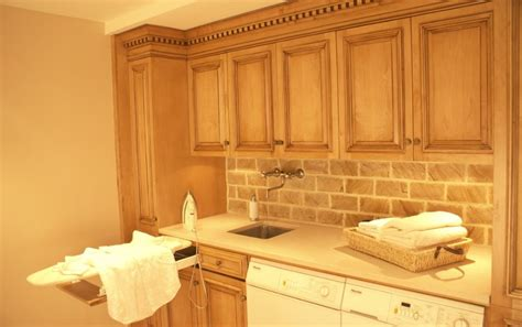 ironing board cabinet extensions  organized laundry rooms