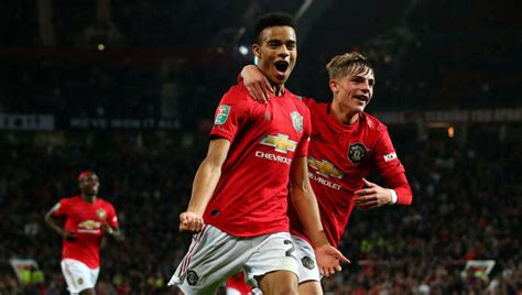 Football League Cup: Manchester United Vs Rochdale 1 - 1 ...
