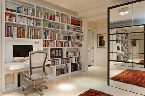 Office Desk With Bookshelf by 20 Space Saving Fold Desks
