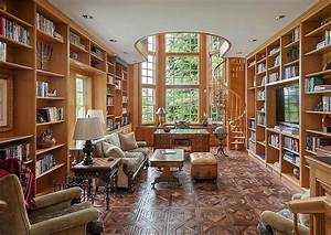 home office library design ideas home office library With home office library design ideas