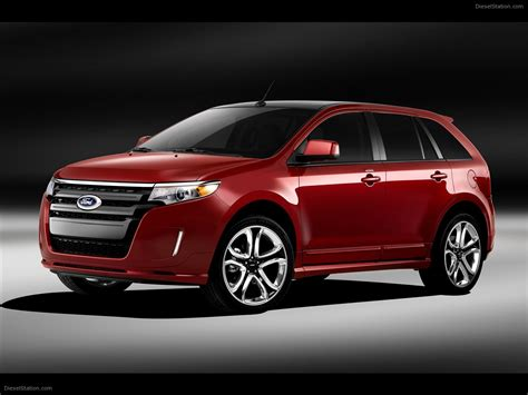 Ford Edge Sport 2018 Exotic Car Wallpapers 14 Of 58