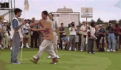 Gilmore Golf Course Meltdown Blow Loop Emotional