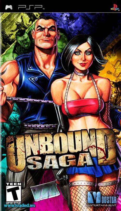 Unbound Saga Free Download Psp Game Full Version