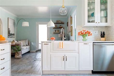 Beautiful Home Depot White Kitchen Renovation