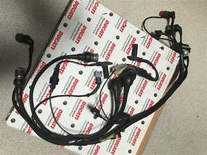 Ducati 996 Rs Nos Wiring Loom  Harness For Later 996 Rs Superbikes  U2013 Italianiron Classics