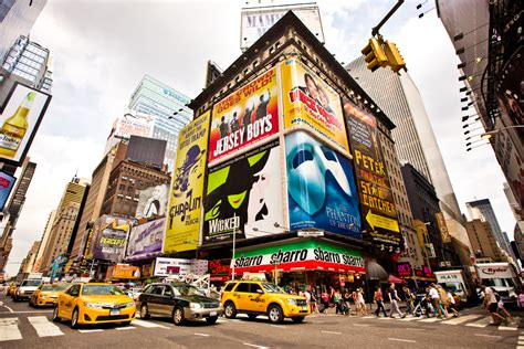 Theater district NYC - Walks of New York